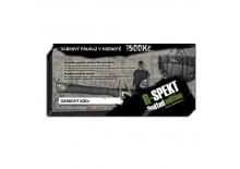 R-SPEKT Dárkový poukaz 1500Kč