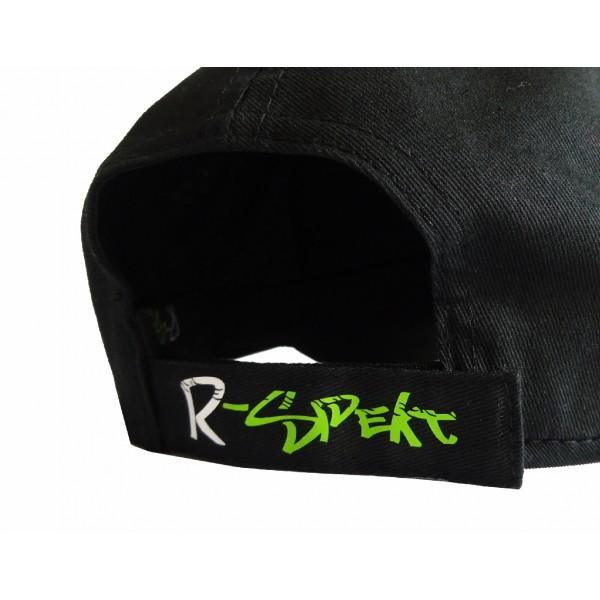 R-SPEKT Kšiltovka street trend style černá