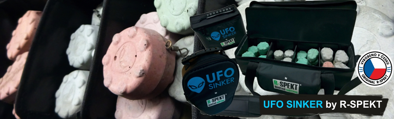 UFO SINKER by RSPEKT