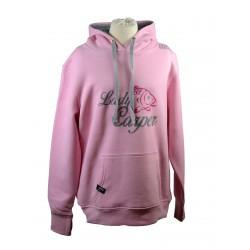 Mikina s kapucí R-SPEKT Lady Carper pink