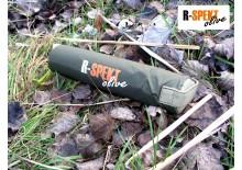 R-SPEKT Plovák na podběrák Olive