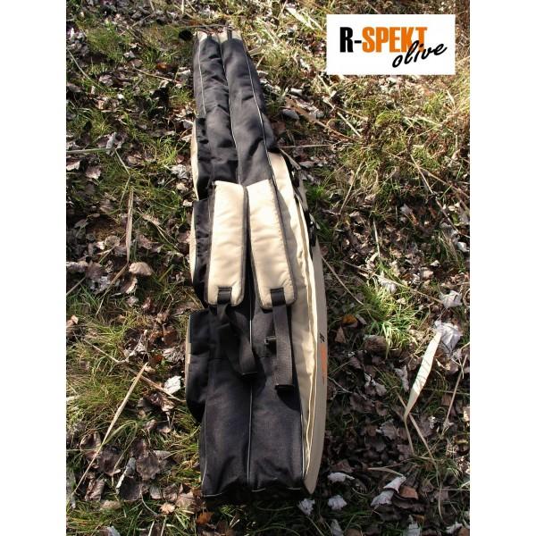 R-SPEKT 195cm 2komorové pouzdro na rybářské pruty