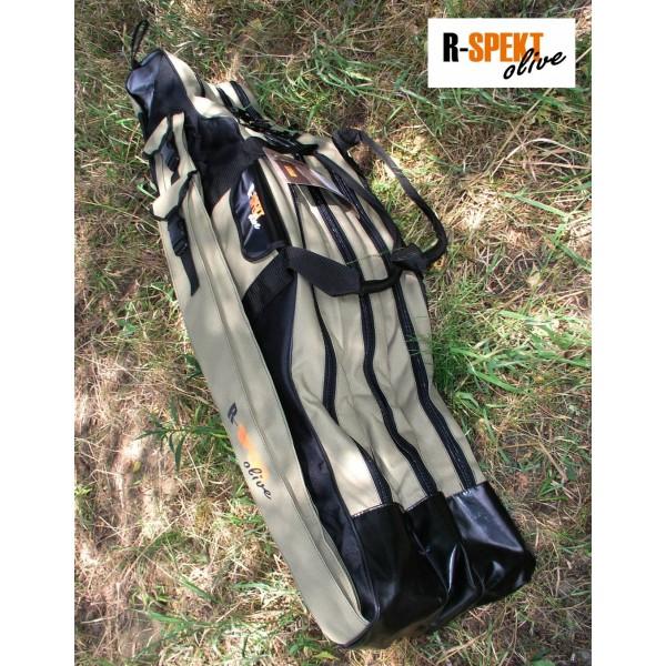 R-SPEKT 100cm 3komorové pouzdro na rybářské pruty