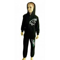 R-SPEKT Dětská tepláková souprava Carper Kids black