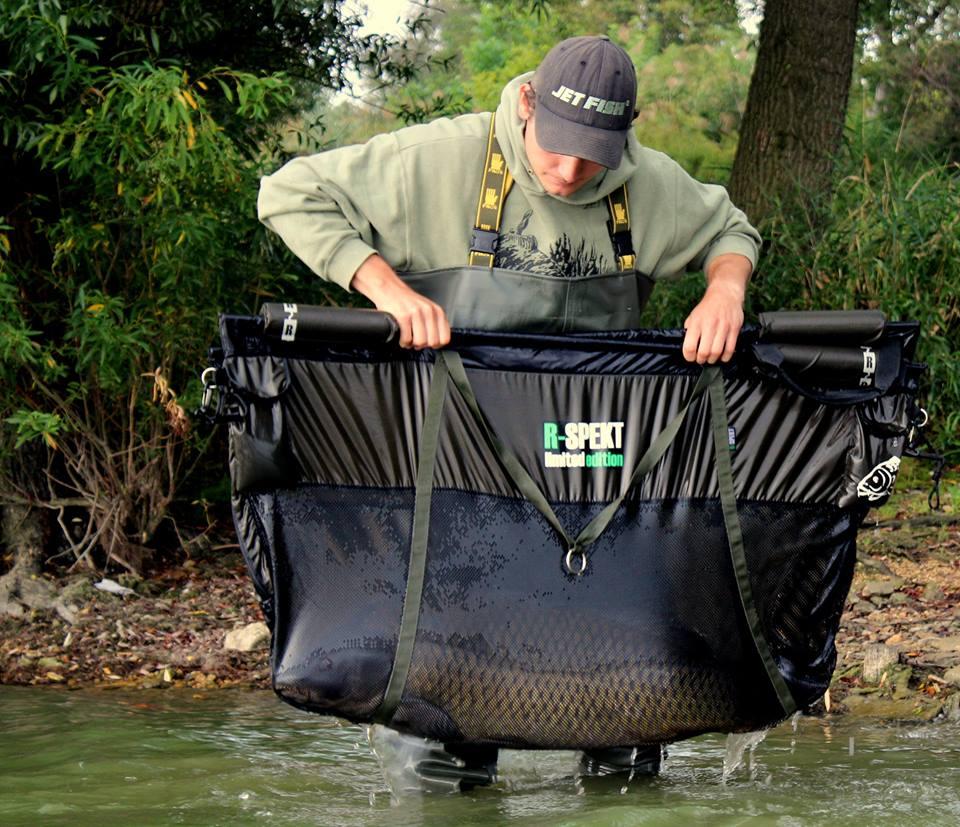 R-spekt R-SPEKT Přechovávací a vážící taška s plováky STANDARD